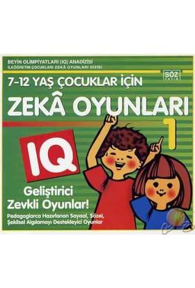 7 - 12 Yaş Çocuklar İçin Zeka Oyunları 1