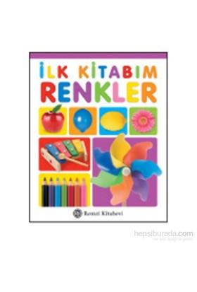 İlk Kitabım Renkler-Komisyon