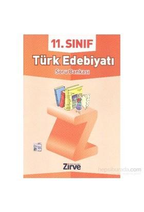 Zirve 11. Sınıf Türk Edebiyatı Soru Bankası-Kolektif