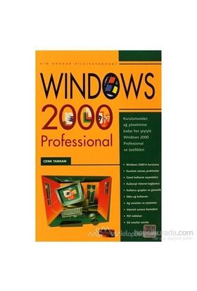 Windows 2000 Professional - Cenk Tarhan