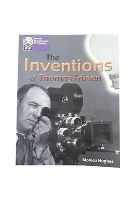 Pearson Yayınları The İnventions Of Thomas Edison Level 5