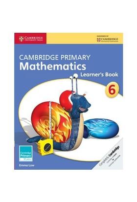 Cambridge Primary Mathematics Learners Book Stage 6