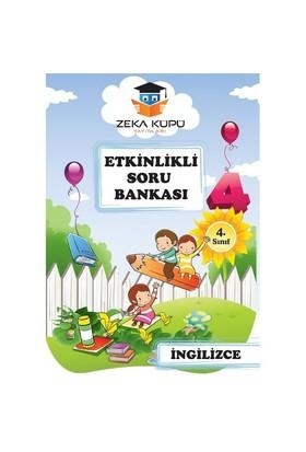 Zeka Küpü Yayınları 4.Sınıf İngilizce Etkinlikli Soru Bankası