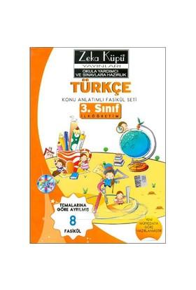 Zeka Küpü Yayınları 3.Sınıf Türkçe Fasikül Set