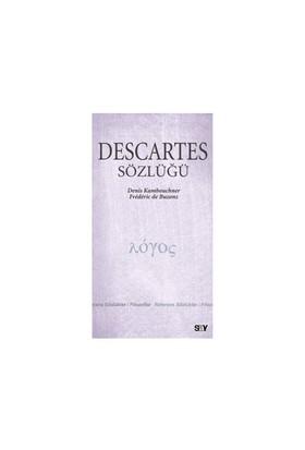 Descartes Sözlüğü-Frederic De Buzonz