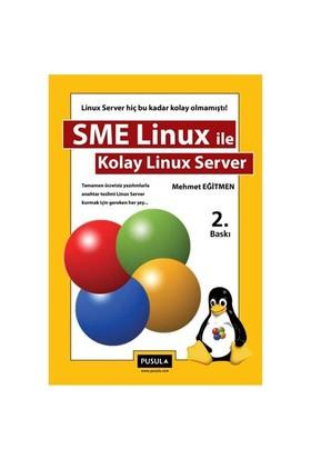 SME Linux ile Kolay Linux Server - Mehmet Eğitmen