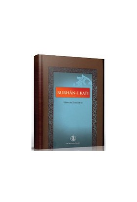 Burhan-I Katı-Mütercim Asım Efendi