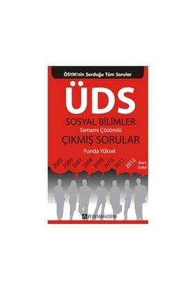 ÜDS Sosyal Bilimler Tamamı Çözümlü 2005 - 2012 Çıkmış Sorular (Mart 2012 Dahil)