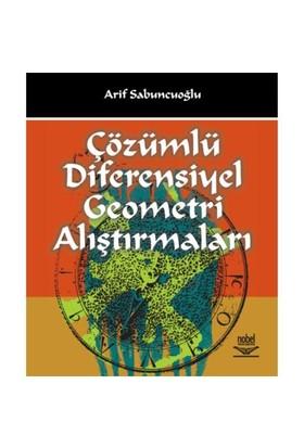 Çözümlü Diferensiyel Geometri Alıştırmaları