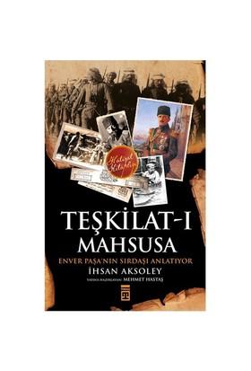 Teşkilat-I Mahsusa - İhsan Aksoley