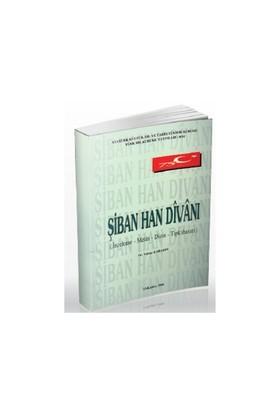 Şiban Han Divanı-Yakup Karasoy