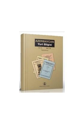 Azerbaycan Yurt Bilgisi Yıl: 1-3 Sayı: 1-36
