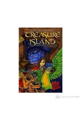 Treasure Island (Graphic Novel)-Wim Coleman