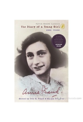 Diary Of A Young Girl-Anne Frank