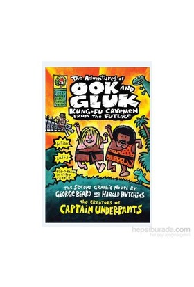 Captain Underpants - Adventures Of Ook And Gluk-Dav Pilkey