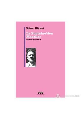 La Fontaine'Den Masallar - (Masallar, Hikâyeler 4)-Nazım Hikmet Ran