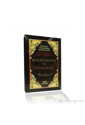 Kur'An-I Kerim Ve Yüce Meali Renkli Kelime Meali (Orta Boy, Kod: 048)-Elmalılı Muhammed Hamdi Yazır