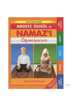Abdest Gusül Ve Namaz'I Öğreniyorum (Çanta Boy, Kod.091)-Abdurrahman Aydın