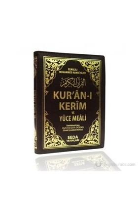Bilgisayar Hatlı Kur'an-ı Kerim ve Yüce Meali (Cep Boy, Kılıflı, Kod: 146) - Elmalılı Muhammed Hamdi Yazır
