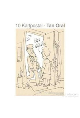 10 Kartpostal - Tan Oral