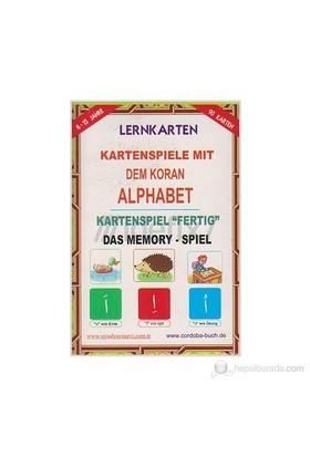 Lernkarten- Kartenspiele Mit Dem Koran Alphabet-Mürşide Uysal