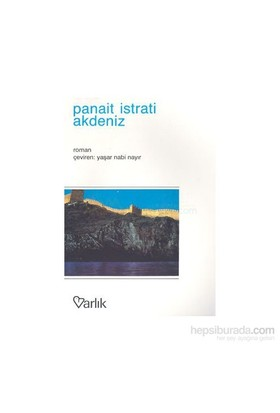 Akdeniz - Panait Istrati
