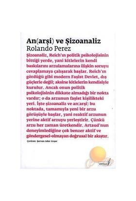 An(arşi) Ve Şizoanaliz