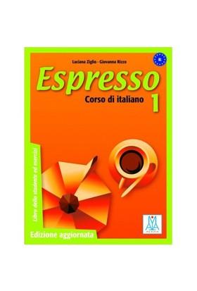 Espresso 1 A1 (Ders Kitabı+Cd) Temel Seviye İtalyanca-Luciana Ziglio