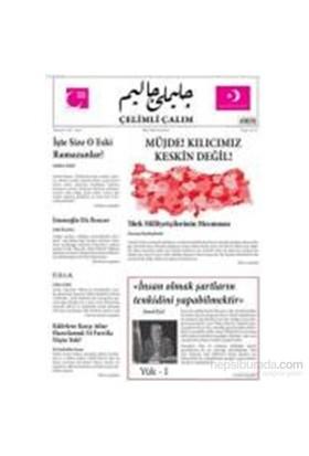 Çelimli Çalım Türk Milliyetçilerinin Mecmuası Sayı: 1