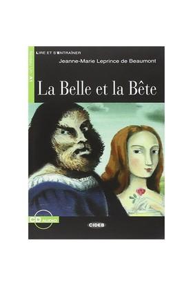 Cideb Yayınları La Belle Et La Bete