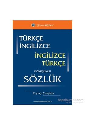 Türkçe - İngilizce / İngilizce - Türkçe Dönüşümlü Sözlük