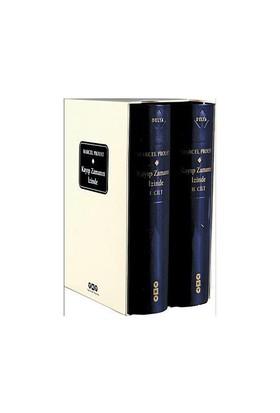 Kayıp Zamanın İzinde (Özel Kutulu, 2 Cilt) - Marcel Proust