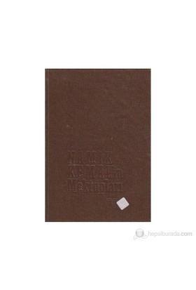 Namık Kemal'İn Mektupları 3. Cilt-Fevziye Abdullah Tansel