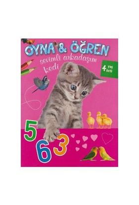 Oyna Öğren Sevimli Arkadaşım Kedi 4 Yaş Üstü-Kolektif