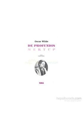 De Profundis Mektup-Oscar Wilde