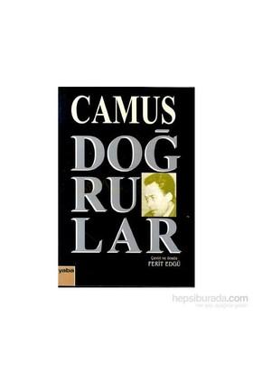 Doğrular-Albert Camus