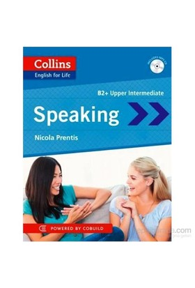 Collins English For Life Speaking +Cd (B2+) Upper Intermediate-Nicola Prentis