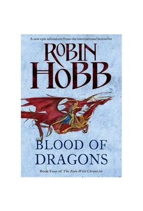 Blood Of Dragons - Robin Hobb