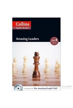 Amazing Leaders +CD (A.People Readers 4) B2