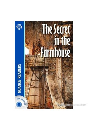 The Secret İn The Farmhouse +Cd (Nuance Readers Level–3) A2-Paula Smith