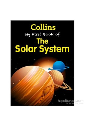 My First Book of the Solar System