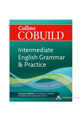 Cobuild Intermediate English Grammar & Practice (B1-B2)-Kolektif