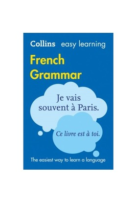 Easy Learning French Grammar (3Rd Ed)