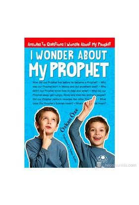 I Wonder About My Prophet-Özkan Öze