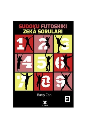 Sudoku Futoshiki Zeka Oyunları 3-Barış Can