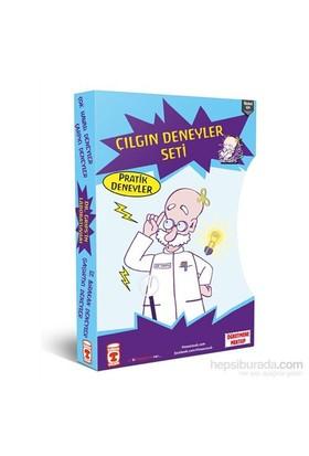 Dr. Grips'in Laboratuvarı - Çılgın Deneyler Seti - Sabine Dahm
