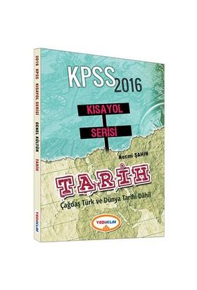 Yediiklim Kpss 2016 Tarih Kısayol Serisi