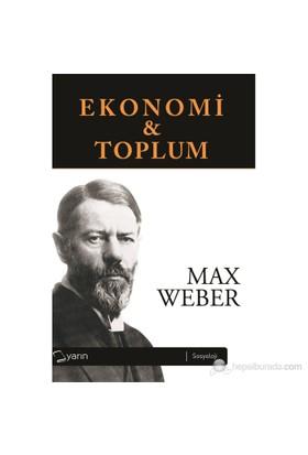 Ekonomi Ve Toplum-Max Weber