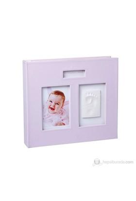 Baby Memory Prints El ve Ayak İzi Hatıra Albümü