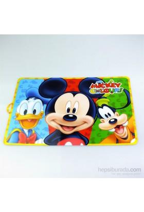 Disney Mickey Amerikan Servis